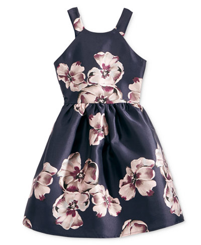 Crystal Doll Floral Arcadia Party Dress, Girls (7-16)