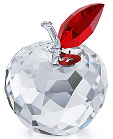 Swarovski Collectible Figurine, Large New York Apple