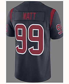 Nike Men's J.J. Watt Houston Texans Limited Color Rush Jersey