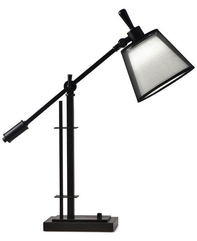 Dale Tiffany Blendon Bronze Table Lamp
