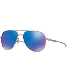 Oakley Polarized Elmont Sunglasses, OO4119 58