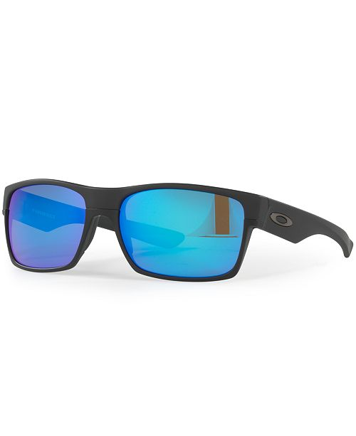 Oakley Polarized Twoface Polarized Sunglasses , OO9189