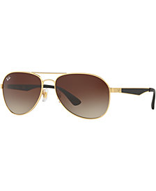 Ray-Ban Sunglasses, RB3549 61