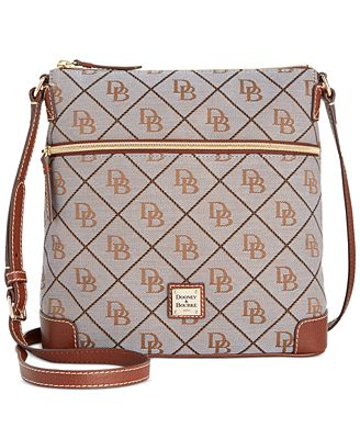 Dooney & Bourke Maxi Quilt Americana Signature Crossbody, A Macy's Exclusive Style
