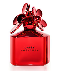 MARC JACOBS Daisy Shine Red Eau de Toilette Spray, 3.4 oz