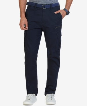 Nautica Men's Slim-Fit Cargo Pants