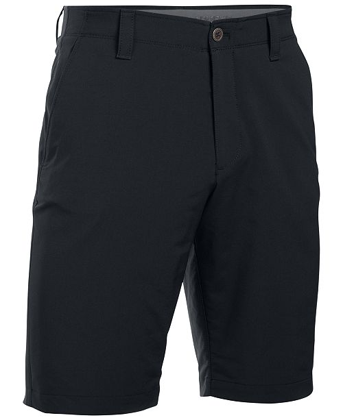 Under Armour Men S Match Play Golf Shorts Amp Reviews Shorts Men Macy S