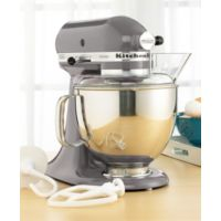 Deals on KitchenAid KSM150PSSM Artisan 5 Qt. Stand Mixer