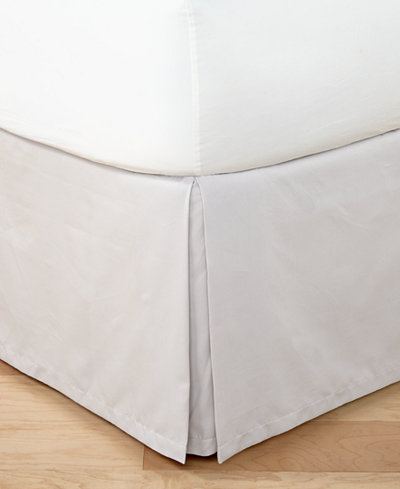 CLOSEOUT! Hotel Collection Ironwork California King Bedskirt, Created for Macy's