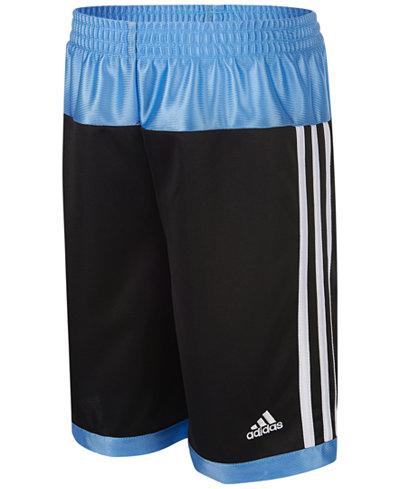 adidas Shot Caller Shorts, Little Boys (2-7)