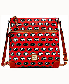 Dooney & Bourke Georgia Bulldogs Crossbody Purse