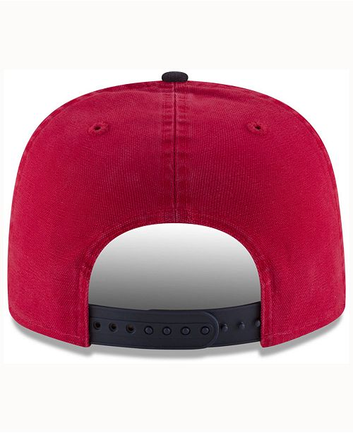 reputable site 134f2 cbce0 New Era St. Louis Cardinals Vintage Washed 9FIFTY Snapback Cap ...
