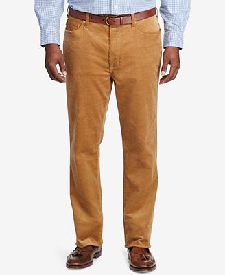 Polo Ralph Lauren Men's Big & Tall Classic-Fit Stretch Corduroy ...
