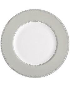 Dinnerware, Dentelle Gray Accent Plate