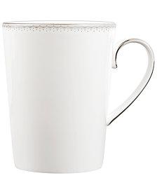 Monique Lhuillier Waterford Dinnerware, Dentelle Mug