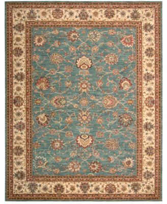 Nice Nourish Rug, Persian Legacy PL02 Azure, Created For Macyu0027s