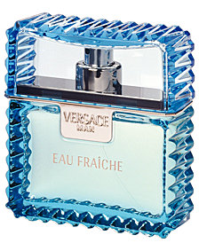Versace Man Eau Fraîche Fragrance Collection for Men