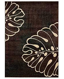 "CLOSEOUT! Nourison Area Rug, Expressions XP03 Multi 5' 3"" x 7' 5"""