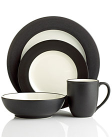 Noritake Colorwave Rim Dinnerware Collection