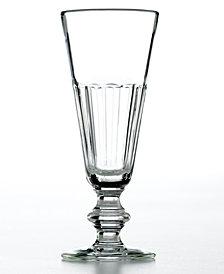 """La Rochère """"Perigord"""" Champagne Flutes, Set of 6"""