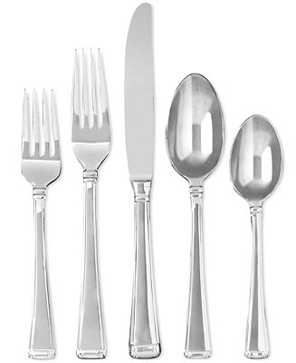 Gorham Column Stainless Flatware Collection Flatware