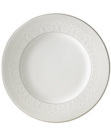 Waterford Ballet Icing Pearl Appetizer Plate