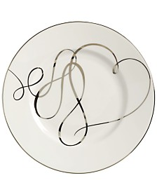 Mikasa Set of 4 Love Story Accent Plates