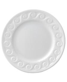 Bernardaud Dinnerware, Louvre Bread & Butter Plate