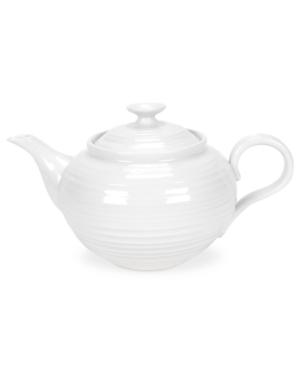 """Portmeirion """"Sophie Conran White"""" Teapot, 2 Pt."""