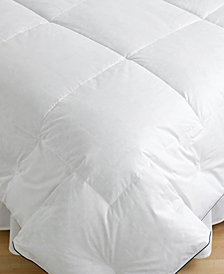 CLOSEOUT! Pacific Coast AllerRest® Medium Weight Bed Bug Proof Down King Comforter, Hyperclean® Down Fill