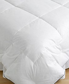 CLOSEOUT! Pacific Coast AllerRest® Medium Weight Bed Bug Proof Down Twin Comforter, Hyperclean® Down Fill