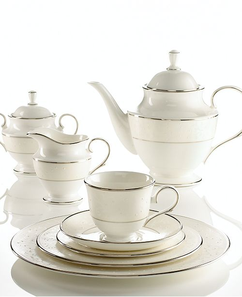 Lenox Opal Innocence Collection Amp Reviews Fine China