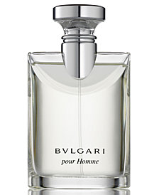 BVLGARI Men's Pour Homme Eau de Toilette Spray, 3.4 oz.