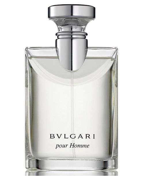 Bvlgari Mens Pour Homme Eau De Toilette Spray 34 Oz Reviews