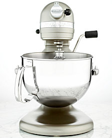 KitchenAid® Pro 600™ Series 6 Quart Bowl-Lift Stand Mixer, Created for Macy's