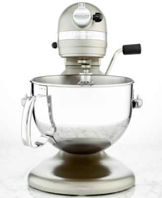 KitchenAid. Pro 600™ Series 6 Quart Bowl Lift Stand Mixer, Created For  Macyu0027s. 2364 Reviews. $624.99. Main Image; Main Image ...
