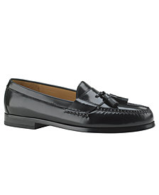 Cole Haan Men's Pinch Tassel Moc-Toe Loafers - Extended Widths Available