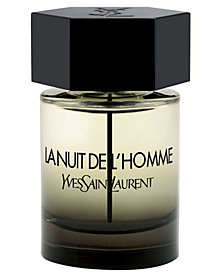 Yves Saint Laurent La Nuit de L'Homme Collection