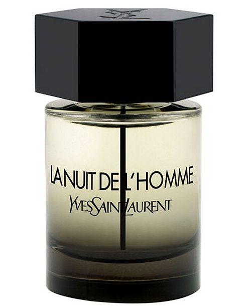 6cf0043c99c4 Yves Saint Laurent La Nuit de L Homme Collection   Reviews - Shop ...