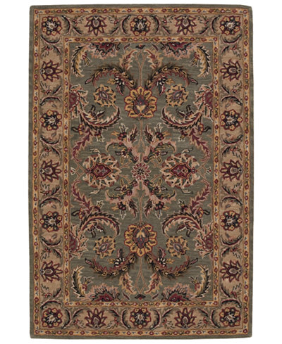 CLOSEOUT! Nourison Rugs, India House IH18 Green