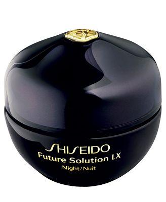 Shiseido Future Solution LX Total Regenerating Night Cream, 1.7 oz