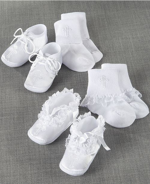 a1cd358f1 Lauren Madison Baby Boys & Girls Low-Cut Socks and Shoes ...