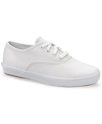 white canvas keds for girls