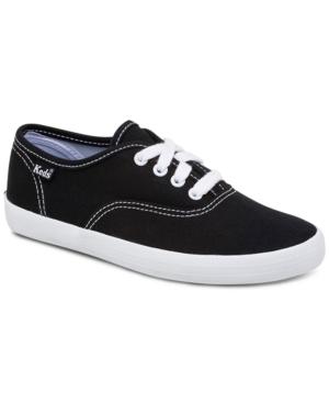 Keds Kids Shoes, Girls Original Champion Cvo Sneakers