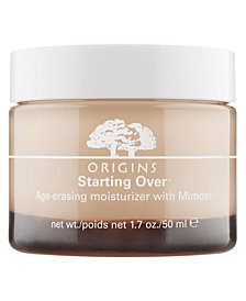 Origins Starting Over Age-Erasing Moisturizer with Mimosa, 1.7 oz