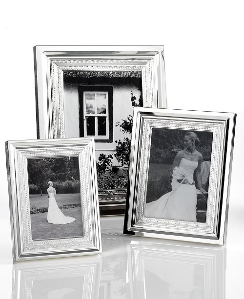 Vera Wang Wedgwood With Love Picture Frame Collection Picture