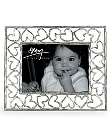 "Heart 4"" x 6"" Picture Frame"