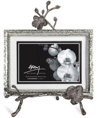 Black Orchid Easel Frame