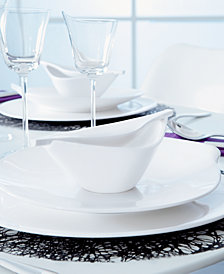 Villeroy & Boch Dinnerware, Flow Covered Sugar Bowl