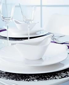 Villeroy & Boch Dinnerware, Flow Covered Sugar Bowl